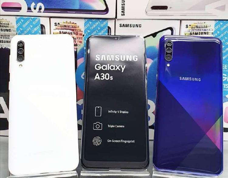 Samsung A30S 64GB / 128GB Nuevos Sellados Garantía Somos