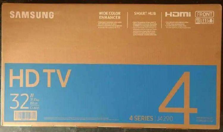 Televisor LED Samsung 32 Pulgadas HD Smart TV Serie 4 -