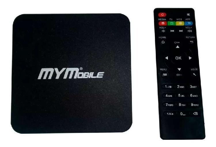Tv box 4 k convierte tu tv viejo en smart tv