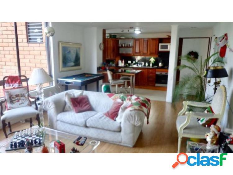 Apartamento en venta 100 m2 Poblado Medellín.