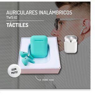 Audífonos Inalámbricos Tipo Air Pods Bluetooth i12 TWS
