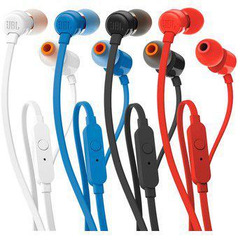 Audífonos JBL Manos Libres T110 Originales