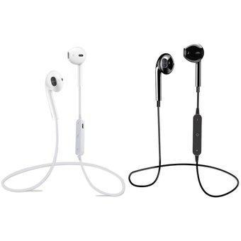 Audífonos Manos Libres Bluetooth Tipo Earpods In Ear