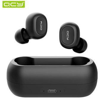 Auriculares Bluetooth QCY QS2 inalámbricos estéreo 3D
