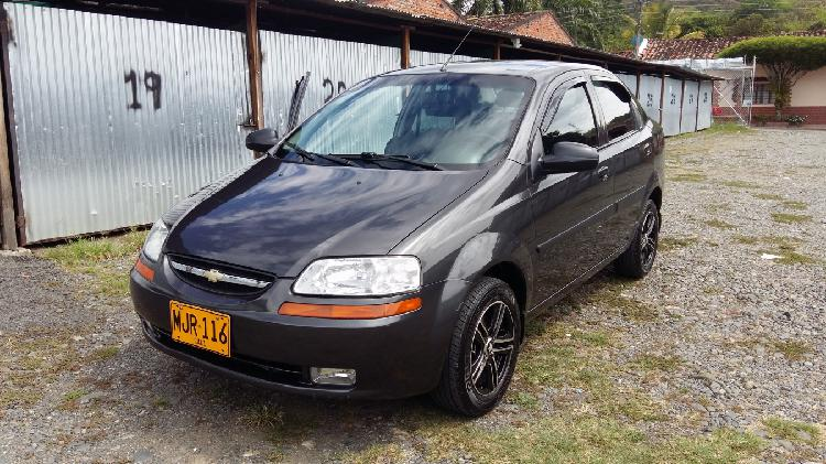 Aveo family mod 2013 aire AA vidrios elect 70 mil kmt