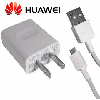 Cargador Huawei Original Para P6 P7 P8 GR5 P9 Lite P10 Lite