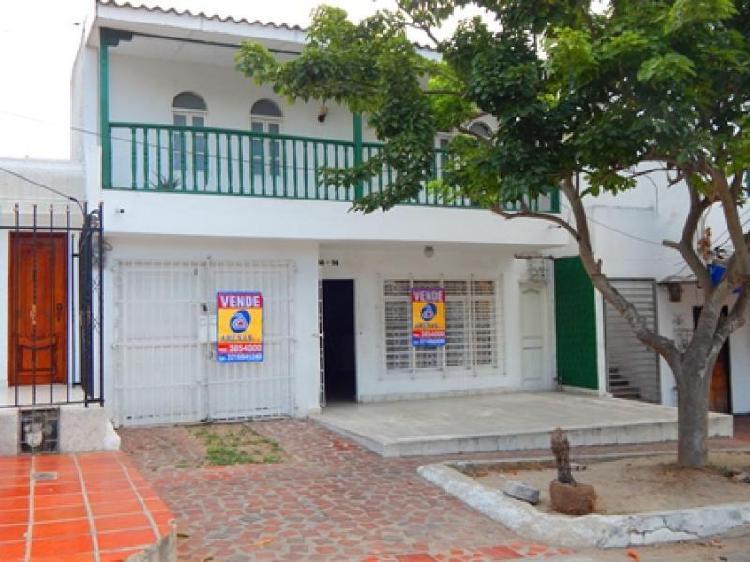 Casa en Venta Los Jobos, Barranquilla