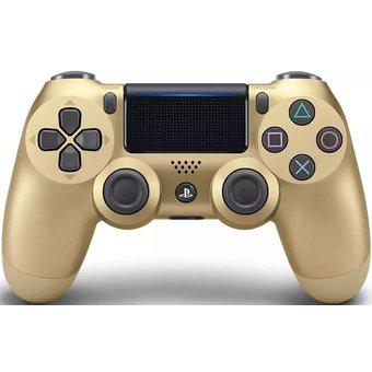 Control PS4 Dorado Gold - PlayStation 4 Dualshock 4