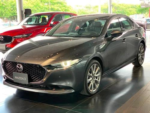 Mazda 3 Grand Touring At 2.5 Sedan 2021 - 0km