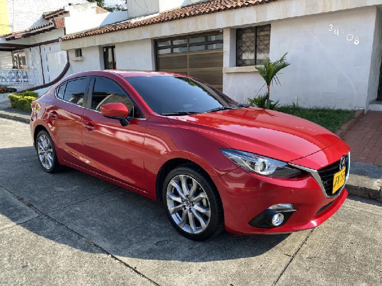 Mazda 3 grand touring 2017