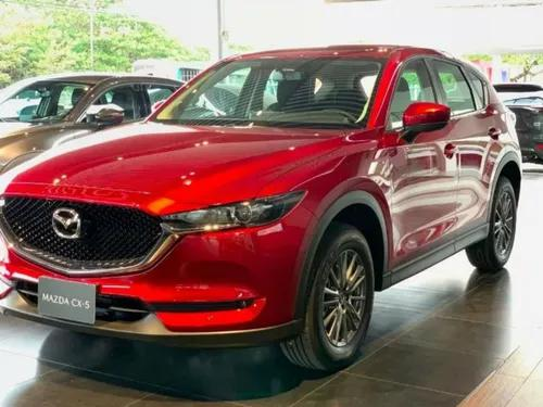 Mazda Cx5 Touring Rojo 2.0 4*2 At 2021