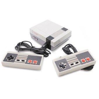 Mini Consola de Nintendo Retro de FC NES con 620 Viedeo