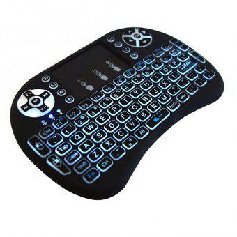Mini Teclado Keyboard Remoto Android Tv Smartphones