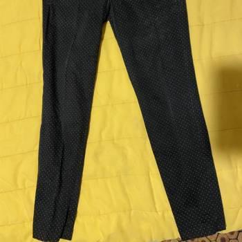 Pantalón formal Naf Naf de punticos