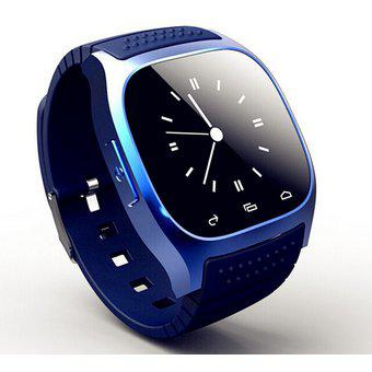 Reloj Smartwatch Deportivo Bluetooth Senbono Podometro Negro