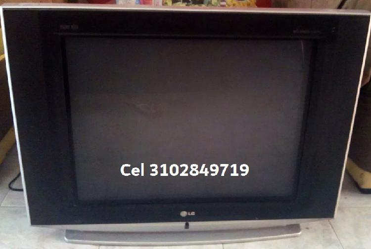 Televisor Lg Super Slim de 21 pulgadas para repuesto.
