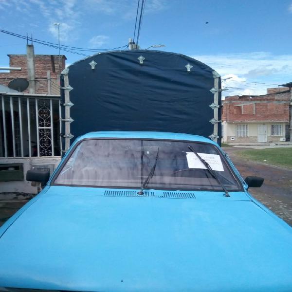 Vendo camioneta Chevrolet Luv Modelo 1982