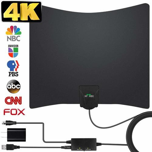 Antena De Tv, Antenas De Tv Digital Amplificadas De In...
