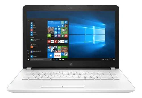 Portatil Hp 14-bs007la Pantalla 14puLG/ Windows 10/4gb