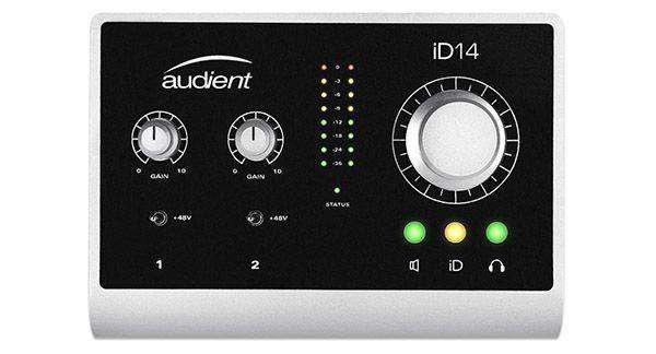 Audient iD14 Interfáz de Audio