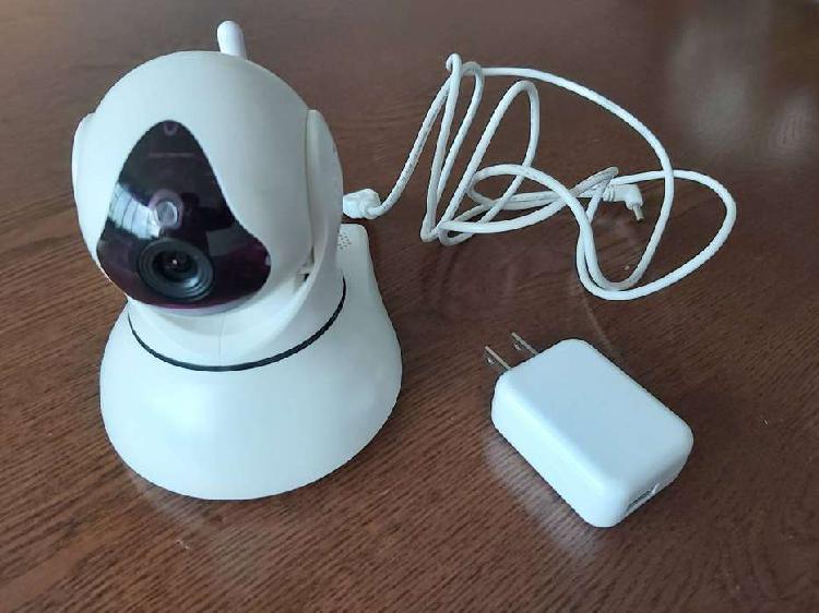 Camara de vigilancia IP 720P con Vision nocturna y