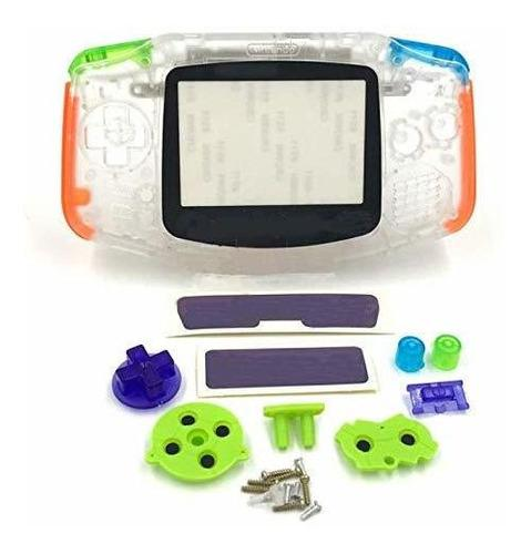 Carcasa De Repuesto Para Nintendo Gameboy Advance Gba,
