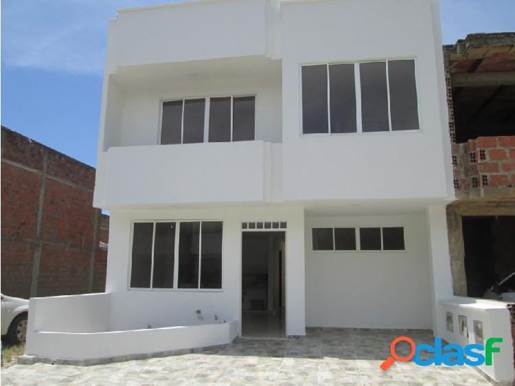 Casa campestre en condominio Jamundi (R.G).