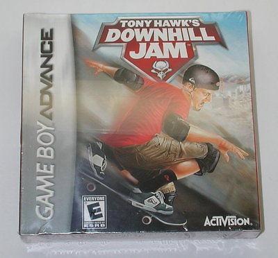 Downhill Jam De Tony Hawk (nintendo Game Boy Advance, 2006)