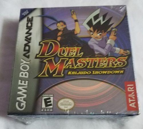 Duel Masters: Kaijudo Showdown Nintendo Game Boy Advance Gb