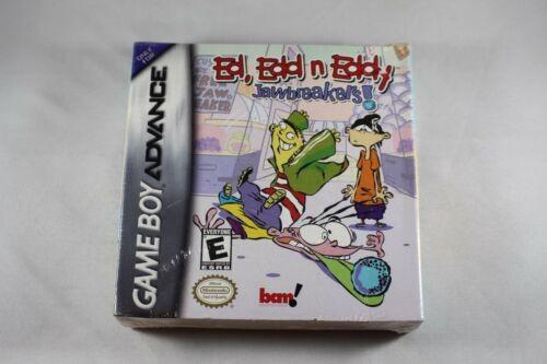 Ed, Edd, N'eddy Jawbreakers (nintendo Gameboy Advance Gba)