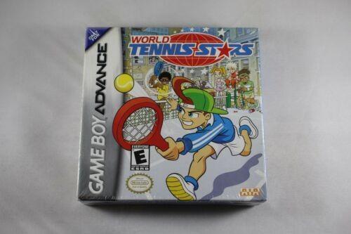Estrellas De Tenis Mundiales (nintendo Gameboy Advance Gba)