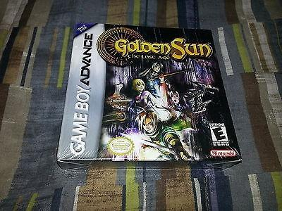 Golden Sun: The Lost Age (nintendo Game Boy Advance, 2003)