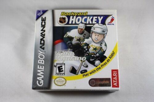 Hockey En El Patio Trasero (nintendo Gameboy Advance Gba) N
