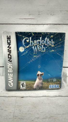 La Web De Charlotte (nintendo Game Boy Advance, 2006) Nuevo