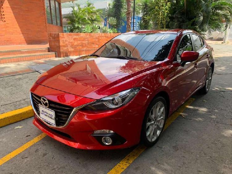 Mazda 3 Grand Touring 2017, Full Equipo