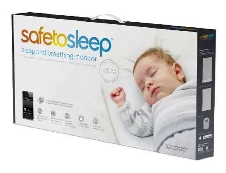 Monitor De Vigilancia Para Bebes Safe To Sleep. Como Nuevo