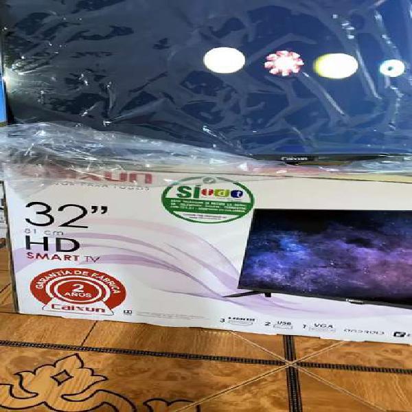Televisor caixun smart TV de 32 pulgadas wifi youtube