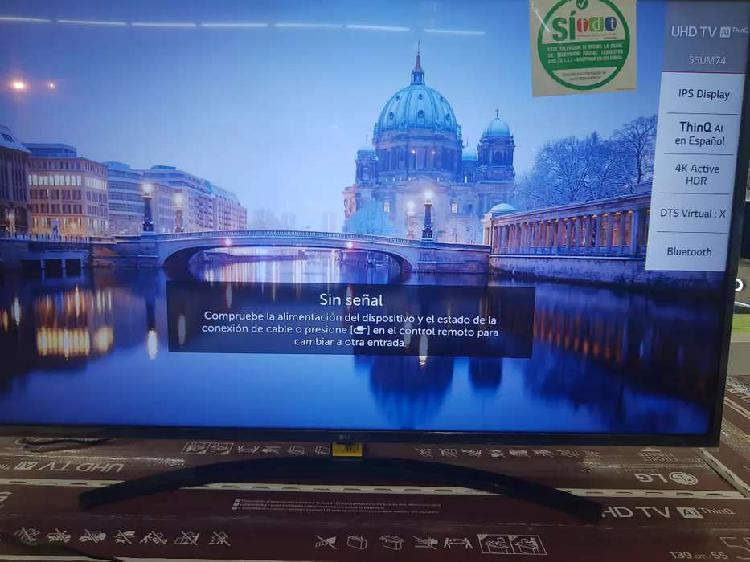 Televisores Lg de 55 Pulgadas 4k