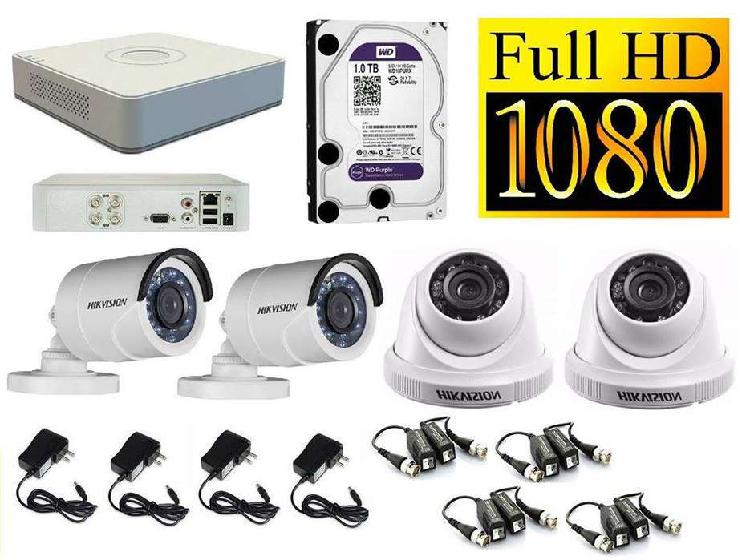 cámaras de seguridad para tu casa o negocio
