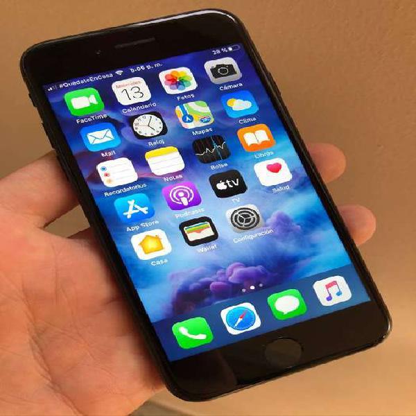 iPhone 7 Negro 32GB, Libre de todo, Como nuevo