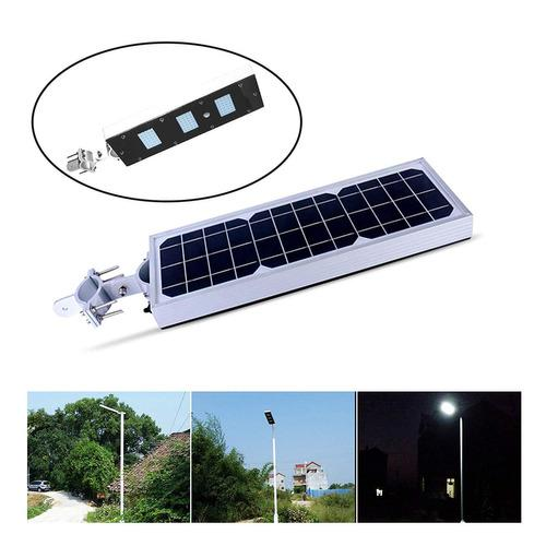 15w Luz De Calle Solar, Energía Solar, Al Aire Libre, A...