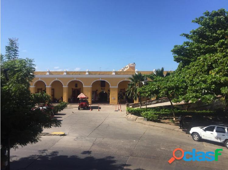 Arriendo apartamento amoblado en Centro Histórico