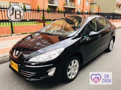 Peugeot 408 Allure Mt 2.0 Impecable