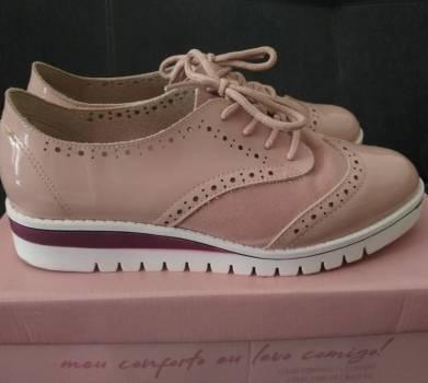 Sapato verniz