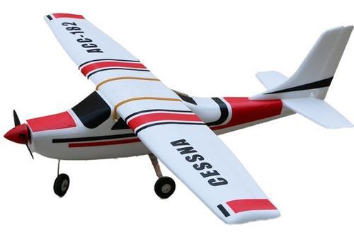 Avion A Control Remoto Version Pnp Cessna 182 Electrico Rc