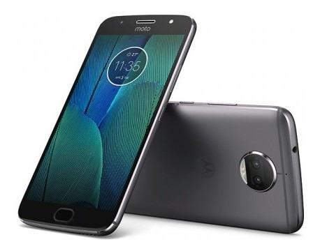 Celular Libre Motorola Moto G5s Plus Ds Gris 4g Qualco Lk026
