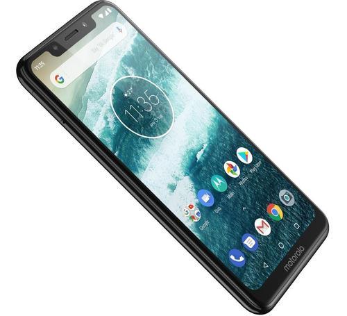 Celular Motorola One 64 Gb Nuevo Sellado Y Con Garantia