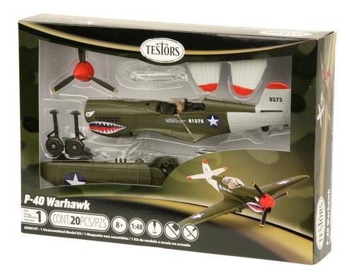 Kits De Aviones Y Aviones Kit De Modelo De Aviones Testors