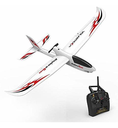 Rc Glider Plane Avión De Control Remoto Ranger Listo P...