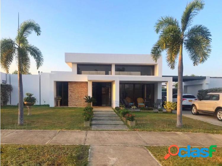 Vendemos casa en Barcelona de indias en Cartagena